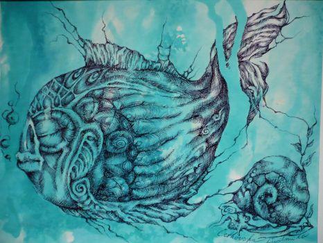 ryba/23x20cm/na predaj